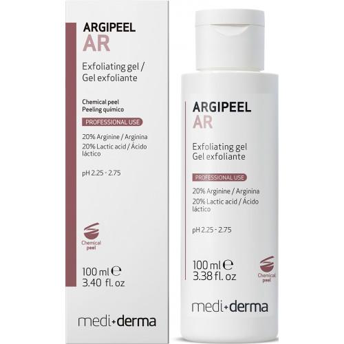 ARGIPEEL Exfoliating gel – Гель-эксфолиант c молочной кислотой, 100 мл