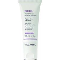 ROSOIL Mender mask – Маска регенерирующая с экстрактом шиповника, 100 мл