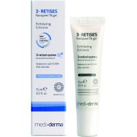 3-RETISES Nanopeel 1% gel – Гель-эксфолиант с ретиноловой кислотой, 15 мл